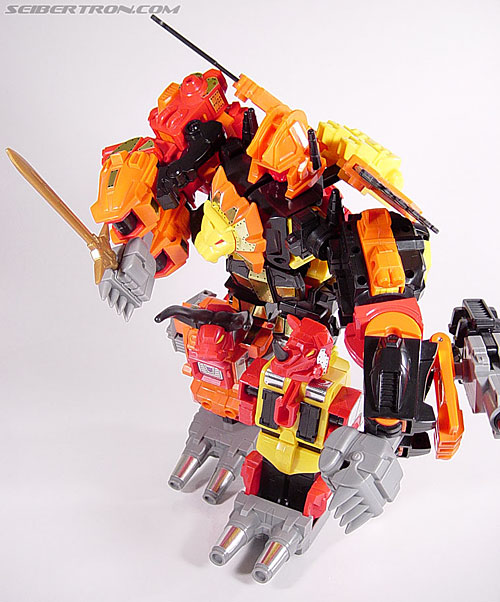 Transformers G1 1986 Predaking (Reissue) (Image #54 of 81)