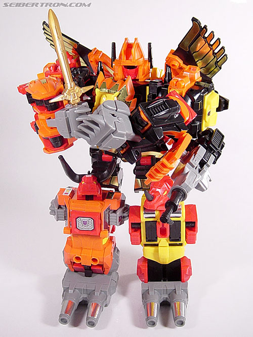 Transformers G1 1986 Predaking (Reissue) (Image #57 of 81)