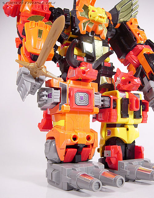 Transformers G1 1986 Predaking (Reissue) (Image #62 of 81)
