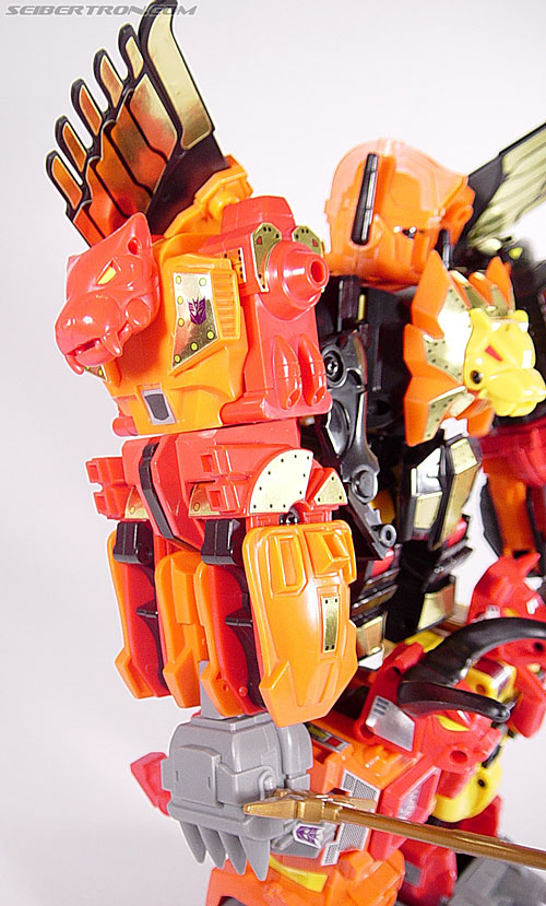 Transformers G1 1986 Predaking (Reissue) (Image #63 of 81)