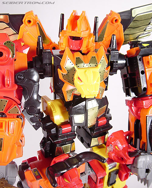 Transformers G1 1986 Predaking (Reissue) (Image #64 of 81)