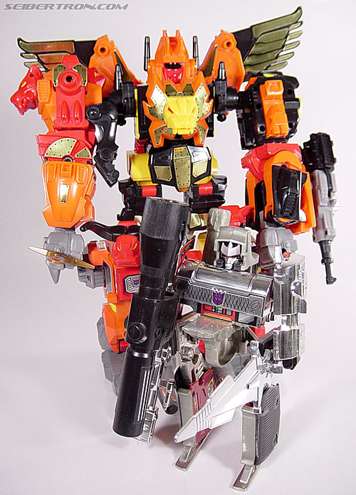 Transformers G1 1986 Predaking (Reissue) (Image #71 of 81)
