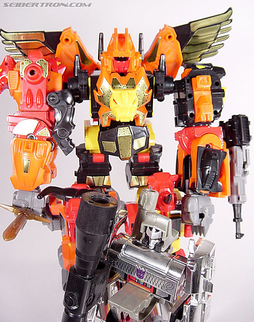 Transformers G1 1986 Predaking (Reissue) (Image #73 of 81)