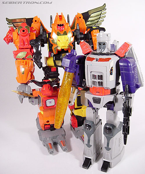 Transformers G1 1986 Predaking (Reissue) (Image #75 of 81)