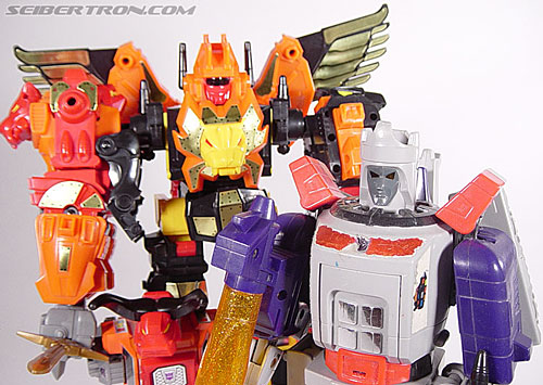 Transformers G1 1986 Predaking (Reissue) (Image #76 of 81)