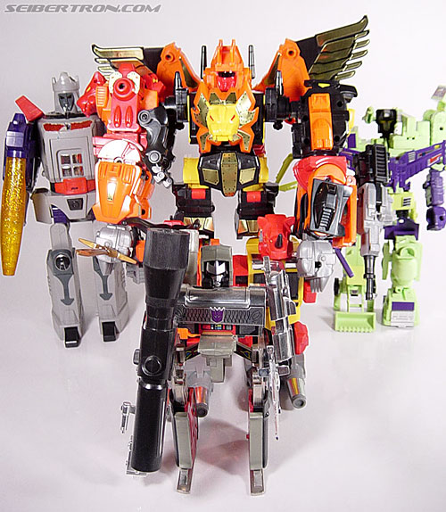Transformers G1 1986 Predaking (Reissue) (Image #77 of 81)