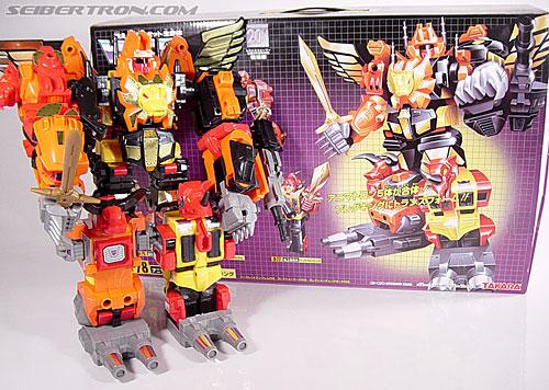 Transformers G1 1986 Predaking (Reissue) (Image #78 of 81)