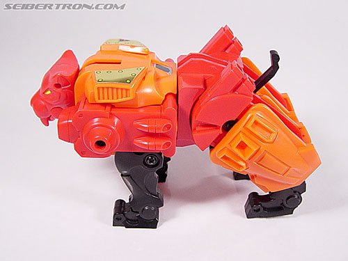 Transformers G1 1986 Rampage (Reissue) (Image #12 of 56)