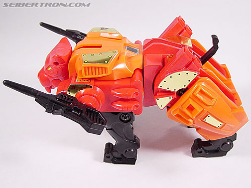 Transformers G1 1986 Rampage (Reissue) (Image #26 of 56)