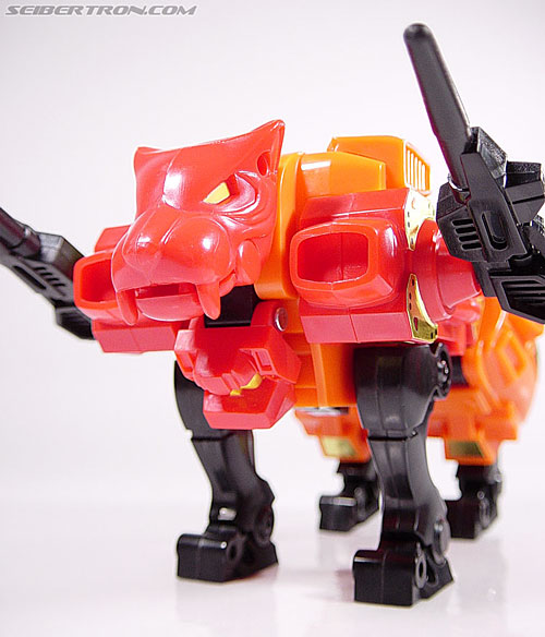 Transformers G1 1986 Rampage (Reissue) (Image #29 of 56)