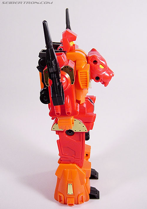 Transformers G1 1986 Rampage (Reissue) (Image #40 of 56)