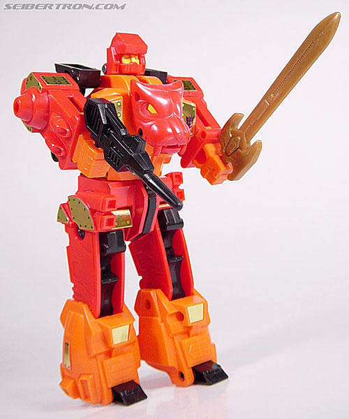 Transformers G1 1986 Rampage (Reissue) (Image #49 of 56)