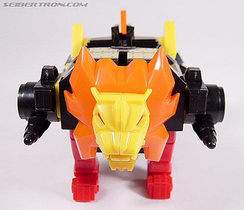Transformers G1 1986 Razorclaw (Reissue) (Image #4 of 68)