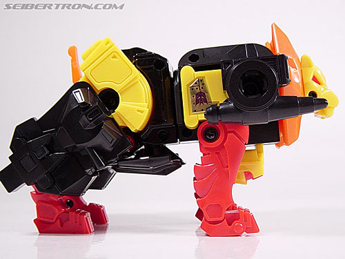 Transformers G1 1986 Razorclaw (Reissue) (Image #6 of 68)