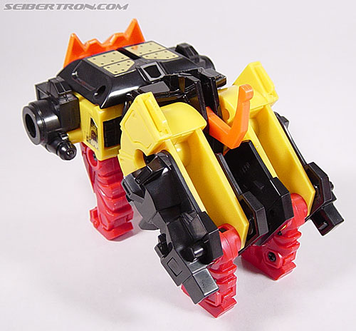 Transformers G1 1986 Razorclaw (Reissue) (Image #9 of 68)
