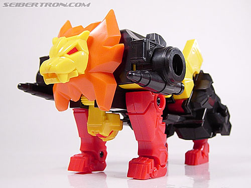 Transformers G1 1986 Razorclaw (Reissue) (Image #14 of 68)