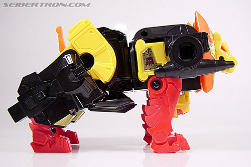 Transformers G1 1986 Razorclaw (Reissue) (Image #21 of 68)