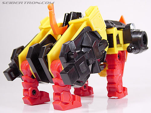 Transformers G1 1986 Razorclaw (Reissue) (Image #22 of 68)