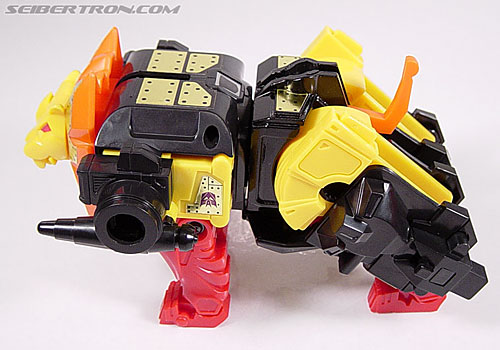Transformers G1 1986 Razorclaw (Reissue) (Image #25 of 68)
