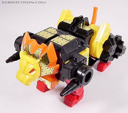 Transformers G1 1986 Razorclaw (Reissue) (Image #26 of 68)