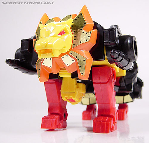 Transformers G1 1986 Razorclaw (Reissue) (Image #28 of 68)