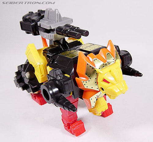 Transformers G1 1986 Razorclaw (Reissue) (Image #31 of 68)