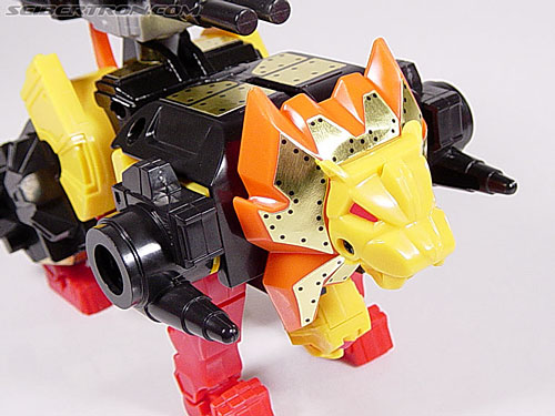 Transformers G1 1986 Razorclaw (Reissue) (Image #32 of 68)