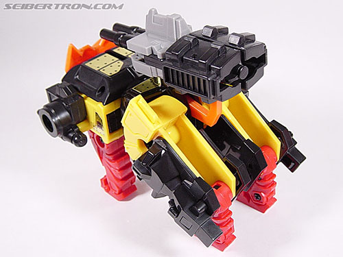Transformers G1 1986 Razorclaw (Reissue) (Image #35 of 68)