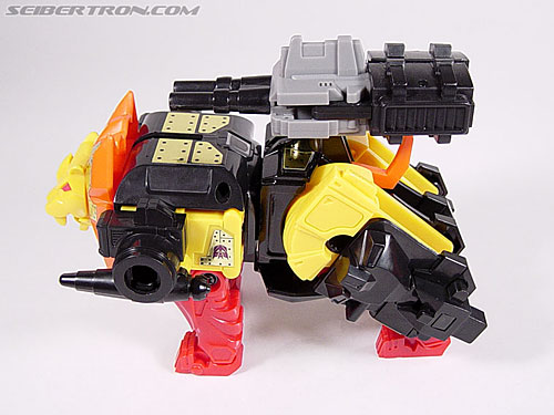 Transformers G1 1986 Razorclaw (Reissue) (Image #36 of 68)