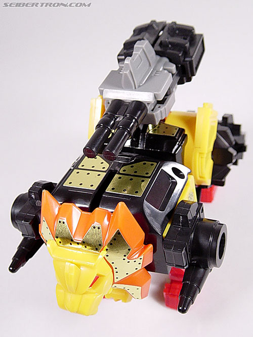 Transformers G1 1986 Razorclaw (Reissue) (Image #38 of 68)