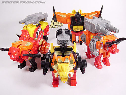 Transformers G1 1986 Razorclaw (Reissue) (Image #42 of 68)