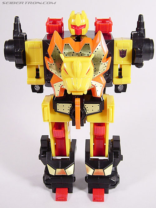 Transformers G1 1986 Razorclaw (Reissue) (Image #44 of 68)
