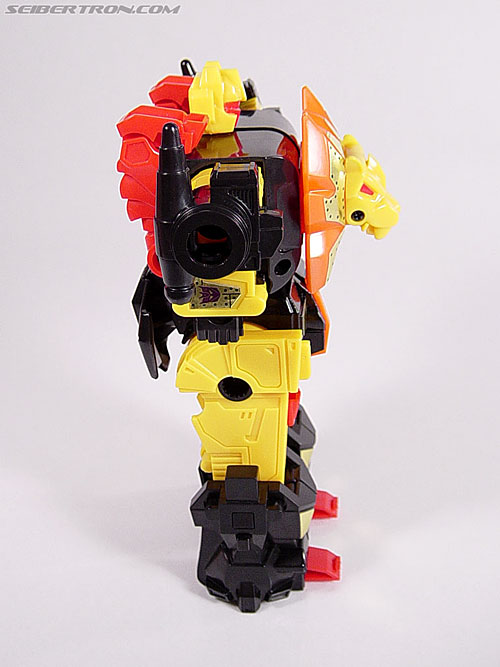 Transformers G1 1986 Razorclaw (Reissue) (Image #48 of 68)