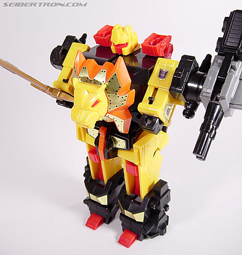 Transformers G1 1986 Razorclaw (Reissue) (Image #54 of 68)