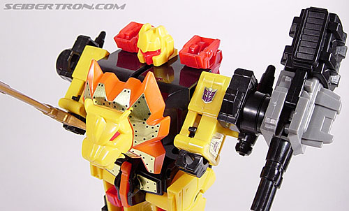 Transformers G1 1986 Razorclaw (Reissue) (Image #55 of 68)