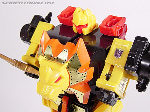 Transformers G1 1986 Razorclaw (Reissue) (Image #56 of 68)