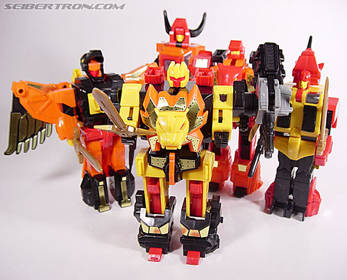 Transformers G1 1986 Razorclaw (Reissue) (Image #59 of 68)