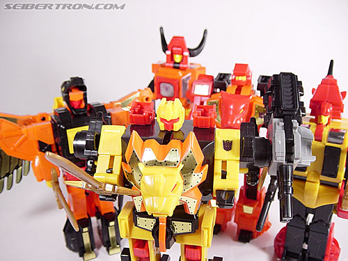 Transformers G1 1986 Razorclaw (Reissue) (Image #60 of 68)