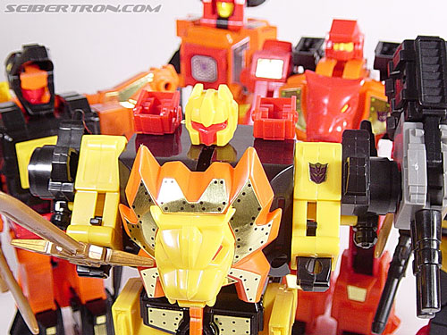 Transformers G1 1986 Razorclaw (Reissue) (Image #61 of 68)