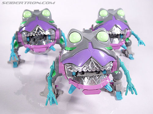 Transformers News: The Return of Transformers Shark Week: G1 Sharkticons!!!