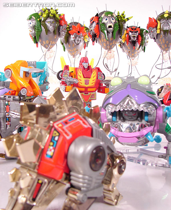 Transformers G1 1986 Sharkticons (Gnaw) (Sharkticon) (Image #86 of 96)