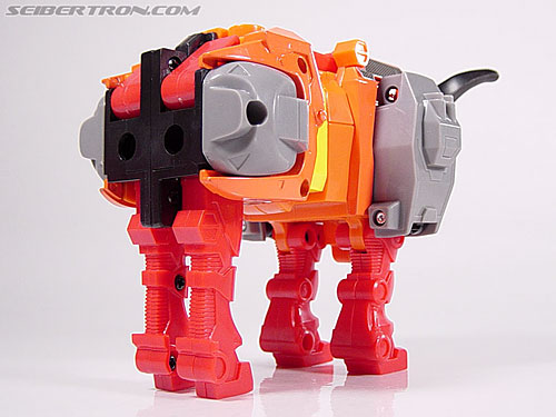 Transformers G1 1986 Tantrum (Reissue) (Image #8 of 73)