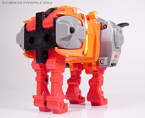 Transformers G1 1986 Tantrum (Reissue) (Image #25 of 73)