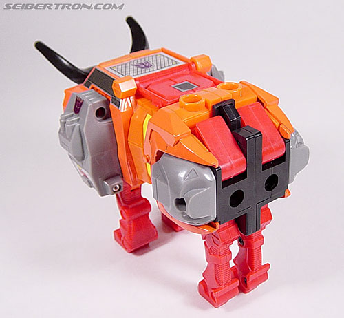 Transformers G1 1986 Tantrum (Reissue) (Image #28 of 73)