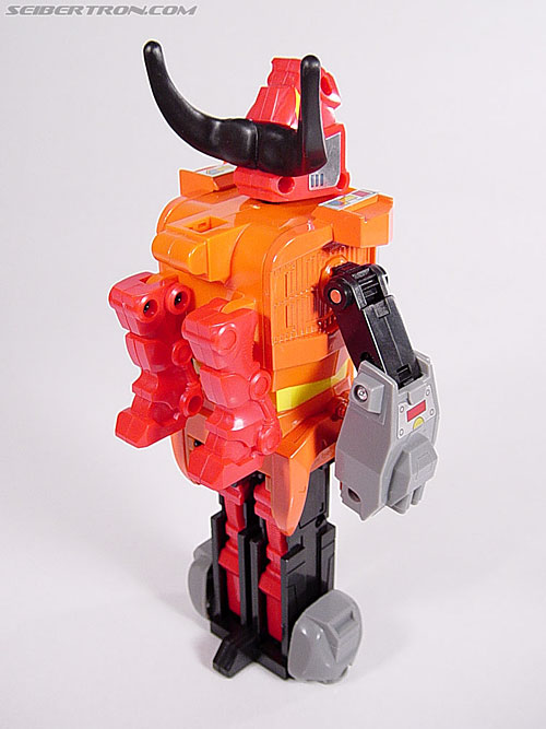 Transformers G1 1986 Tantrum (Reissue) (Image #54 of 73)