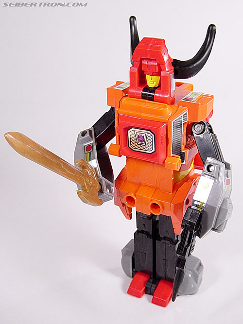 Transformers G1 1986 Tantrum (Reissue) (Image #59 of 73)