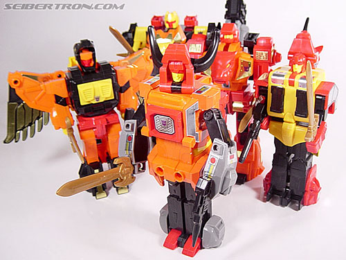 Transformers G1 1986 Tantrum (Reissue) (Image #70 of 73)