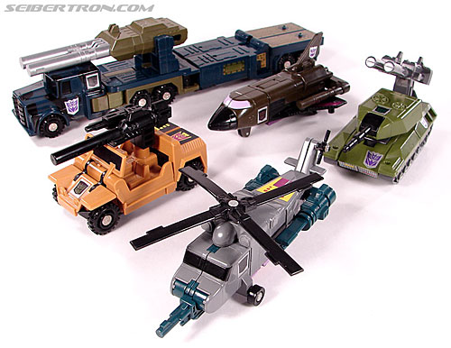 Transformers G1 1986 Vortex (Bolter) (Image #23 of 77)