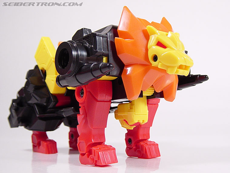 Transformers G1 1986 Razorclaw (Reissue) (Image #5 of 68)