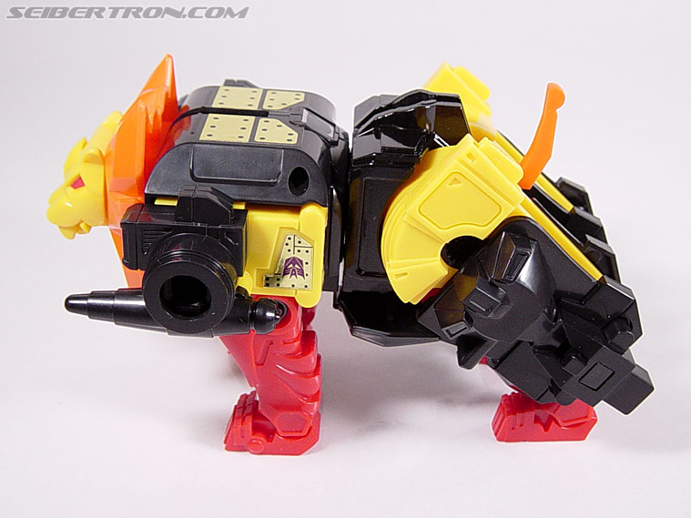 Transformers G1 1986 Razorclaw (Reissue) (Image #10 of 68)